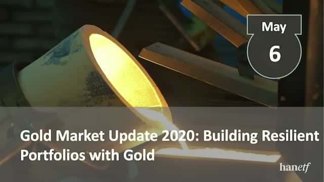 Gold Market Update 2020 | Building Resilience into Portfolios with Gold
