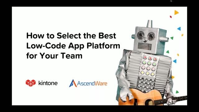 How to Select the Best App Building Platform; Department or Enterprise