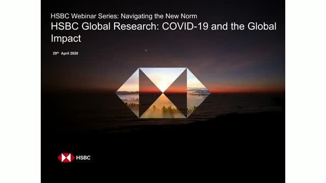 HSBC Global Research: COVID-19 and the Global Impact