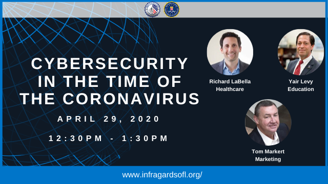 Cybersecurity In The Time Of Coronavirus
