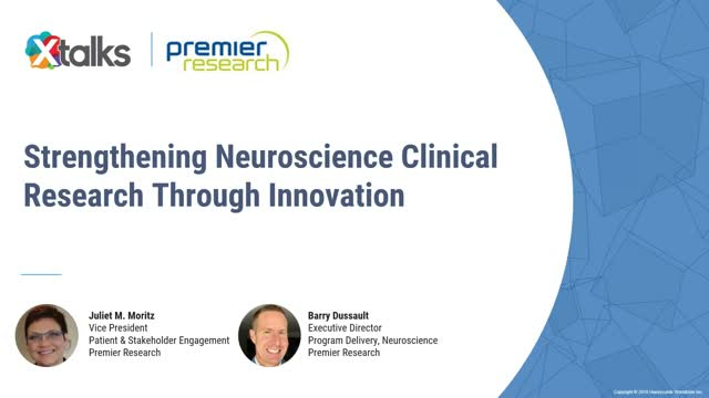 Strengthening Neuroscience Clinical Research Through Innovation