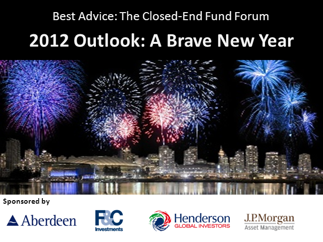 2012 Outlook: A Brave New Year