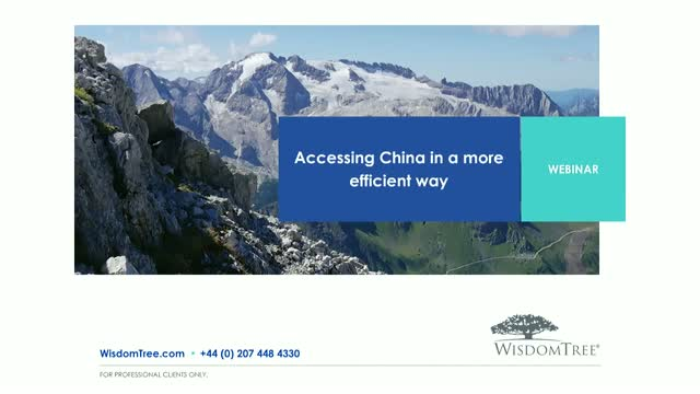 Accessing China in a more efficient way