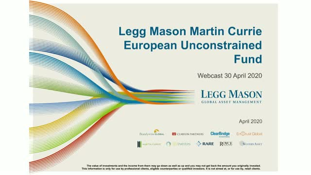 Legg Mason Martin Currie European Unconstrained Fund