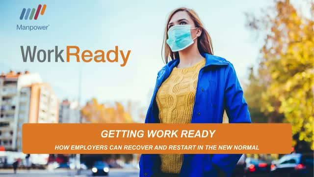 Getting Work Ready: How Employers Can Recover and Restart in the New Normal
