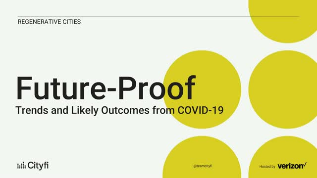 Future proof: Trends and Likely Outcomes from COVID