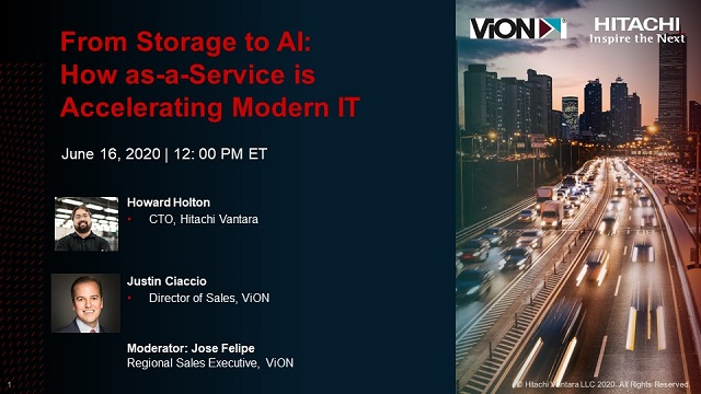 From Storage to AI: How as-a-Service is Accelerating Modern IT