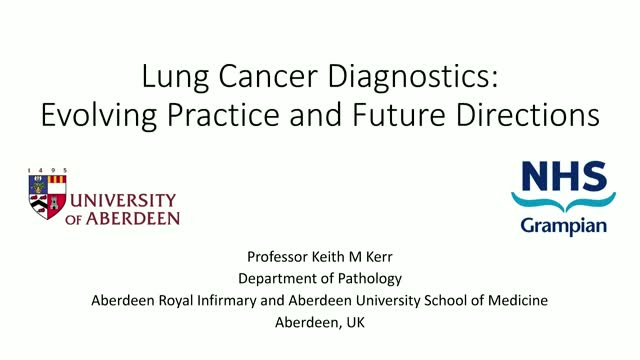 Lung Cancer Diagnostics: Evolving Practice and Future Directions