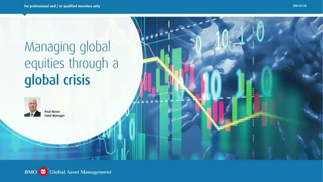 Managing global equities through a global crisis