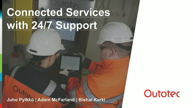 Connected Services with 24/7 Support