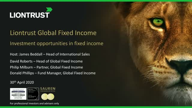Liontrust Views - Investment opportunities in fixed income