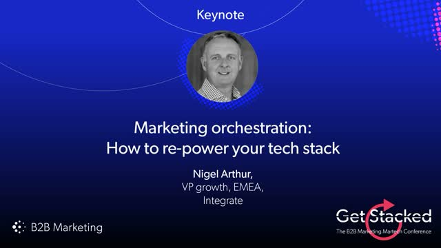 Marketing orchestration: How to re-power your tech stack