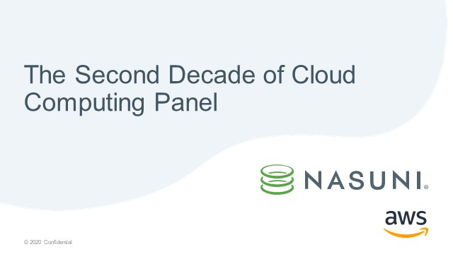 The Second Decade of Cloud Computing