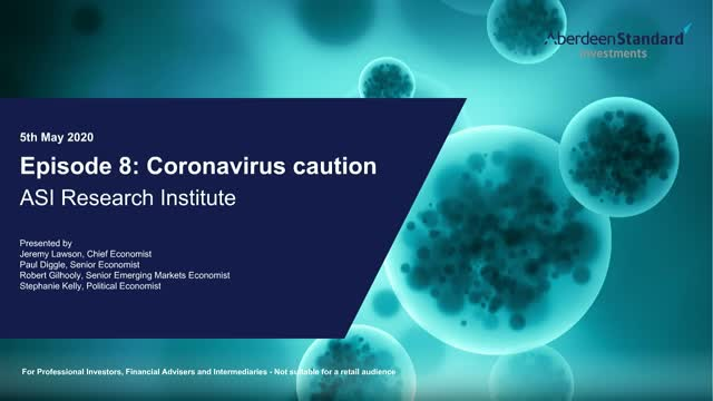 No.8 Coronavirus caution: ASI Research Institute