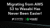 Migrating from AWS S3 to Wasabi Has Never Been Easier!