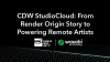 CDW StudioCloud: From Render Origin Story to Powering Remote Artists
