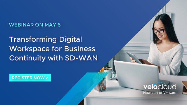 Transforming Digital Workspace for Business Continuity with SD-WAN