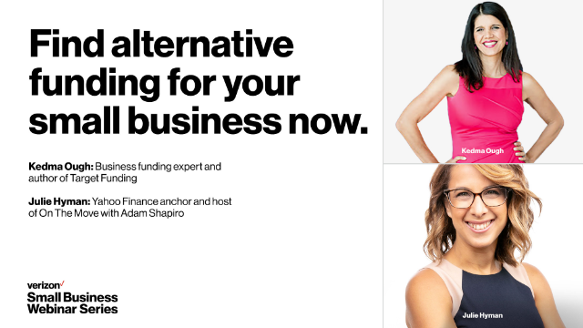 Find alternative funding for your small business now