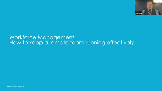 How to Keep a Remote Team Running Effectively