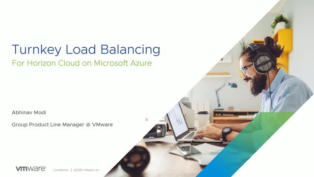 Turn-Key Load Balancing for Sled Sector with Horizon Cloud on Microsoft Azure
