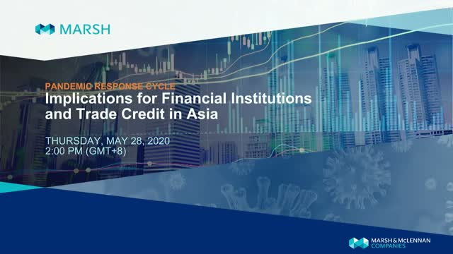 Navigating the Pandemic Cycle for Financial Institutions and Trade Credit