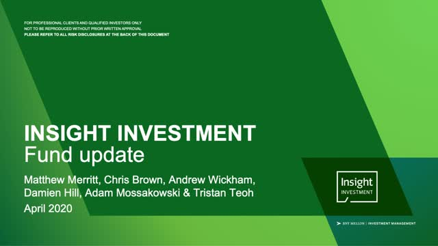 Insight's early fund update