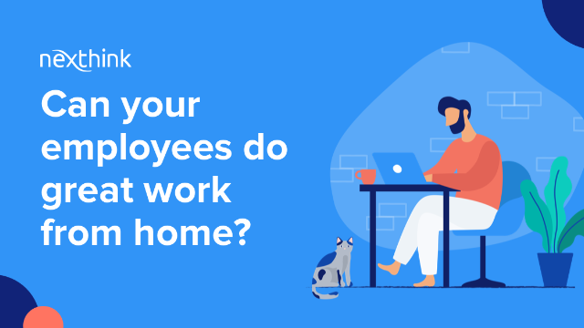 Remote Working – Putting the Employee First