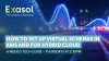 Exasol: How to set up Virtual Schemas in AWS and for hybrid cloud