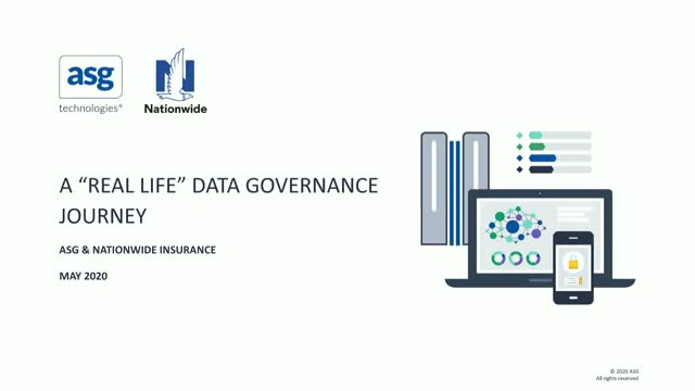 "A ""Real-Life"" Data Governance Journey"