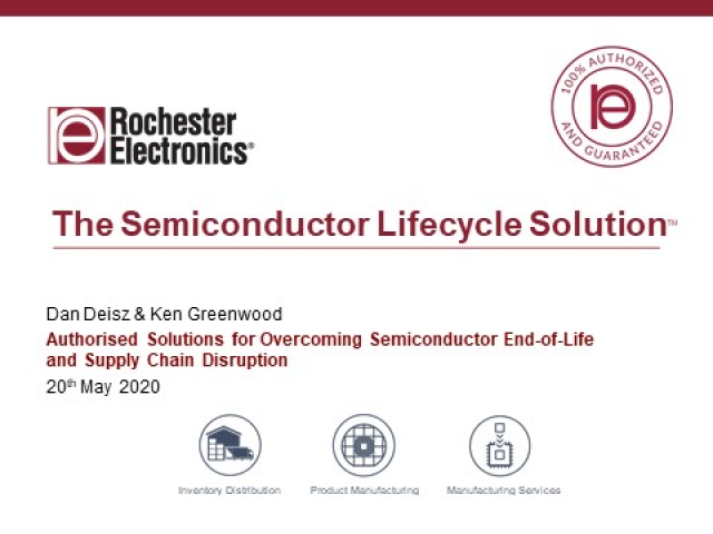 Overcoming Semiconductor End-of-Life and Supply Chain Disruption