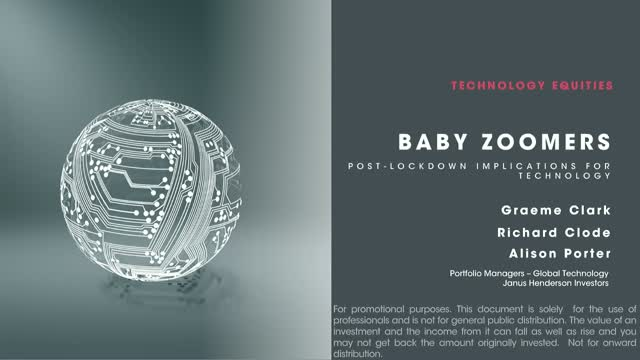 Baby Zoomers: post-lockdown implications for technology