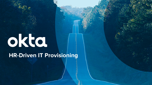 HR-Driven IT Provisioning