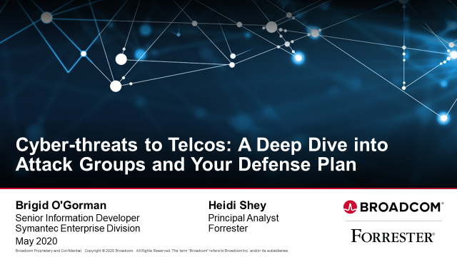 Cyber-threats to Telcos: A Deep Dive into Attack Groups and Your Defense Plan