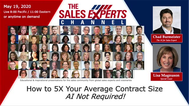 How to 5X Your Average Contract Size, AI Not Required!