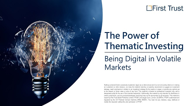 The Power of Thematic Investing: Being Digital in Volatile Markets