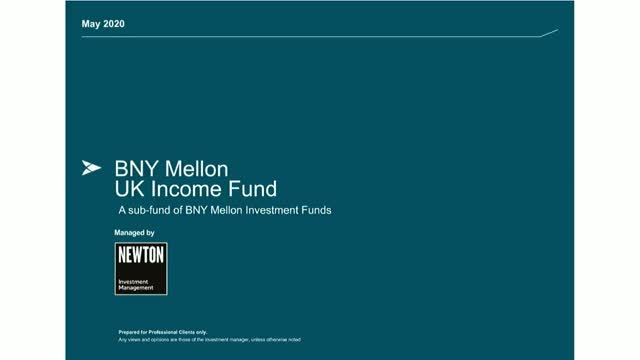 BNY Mellon UK Income Fund update