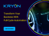 Kryon Full-Cycle Automation Suite