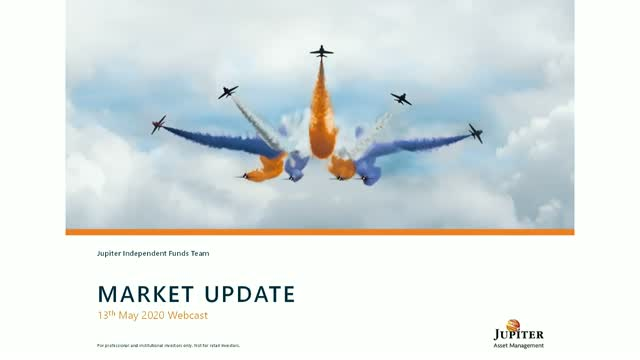 Jupiter Merlin Market Update Webcast – 13th May 2020