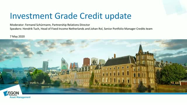 AAM Investment Grade Credit update