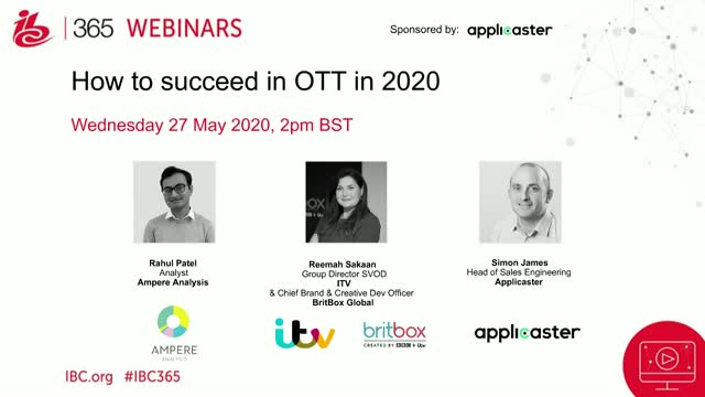 How to succeed in OTT in 2020