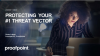 Email Security: Protecting your #1 Threat Vector - APAC