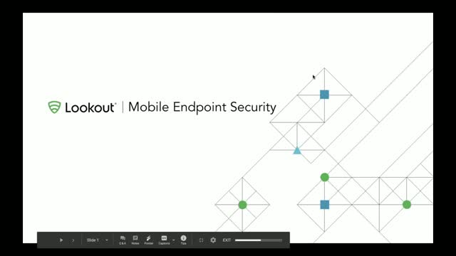 Understand mobile risk: Lookout Mobile Threat Defense