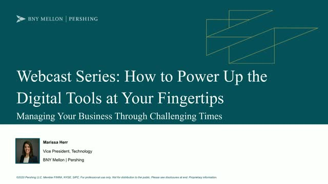 Managing Your Business in Challenging Times—How to Power Up the Digital Tools