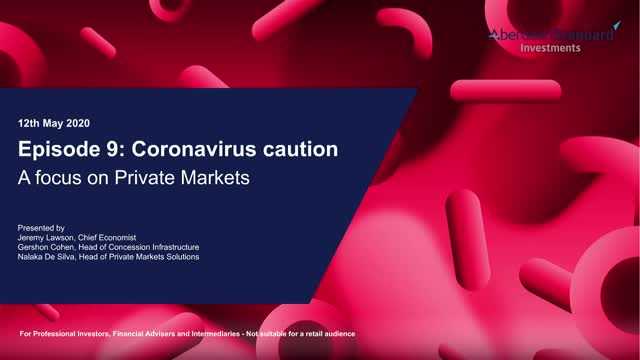 No.9 Coronavirus caution: A focus on Private Markets