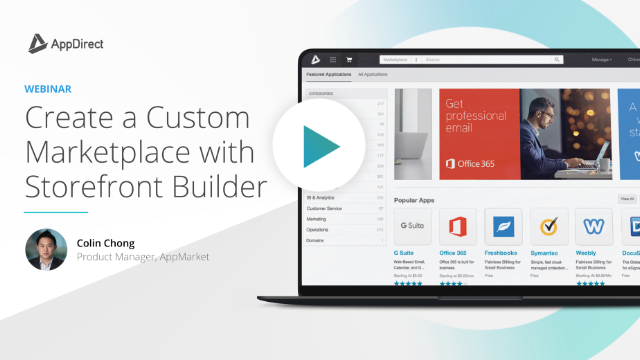Create a Custom Marketplace with Storefront Builder
