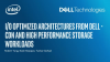 IO-optimized Architecture from Dell: CDN and High Performance Storage