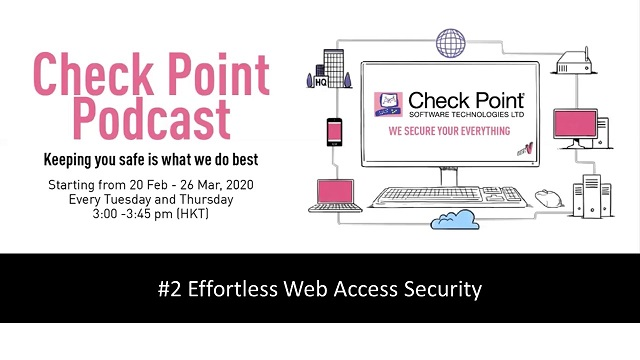*Hong Kong - Cantonese* Podcast #2: Effortless web access security