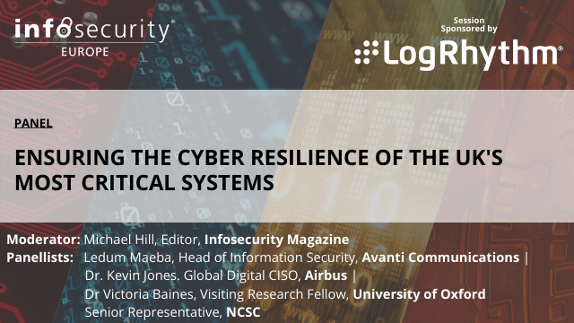 Ensuring the Cyber Resilience of the UK's Most Critical Systems