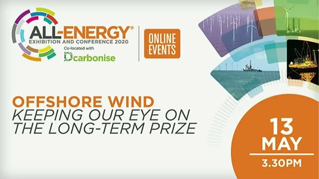 Offshore wind – Keeping our eye on the long-term prize