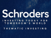 Thematic investing: investing today for tomorrow's world